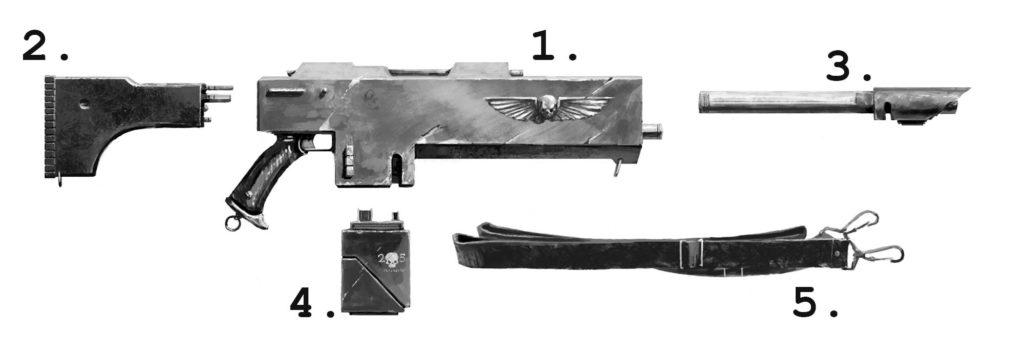 las-gun